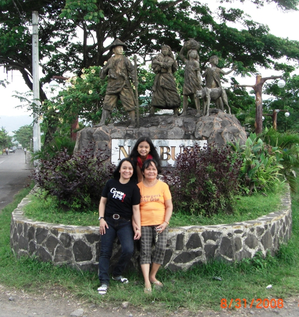 Buhi landmark