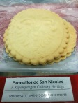 Atching Lillian's popular (and oh, so yummy!) San Nicolas cookies.