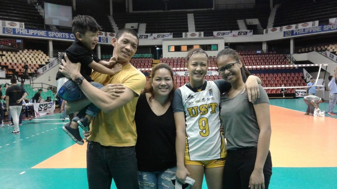 ej laure and the ust tigresses show true character that champions